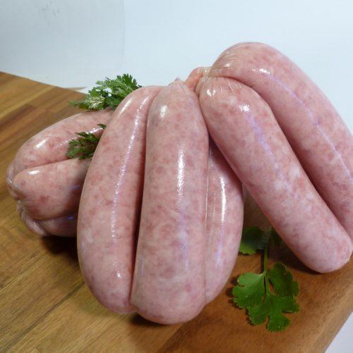 Fresh Gourmet Sausages
